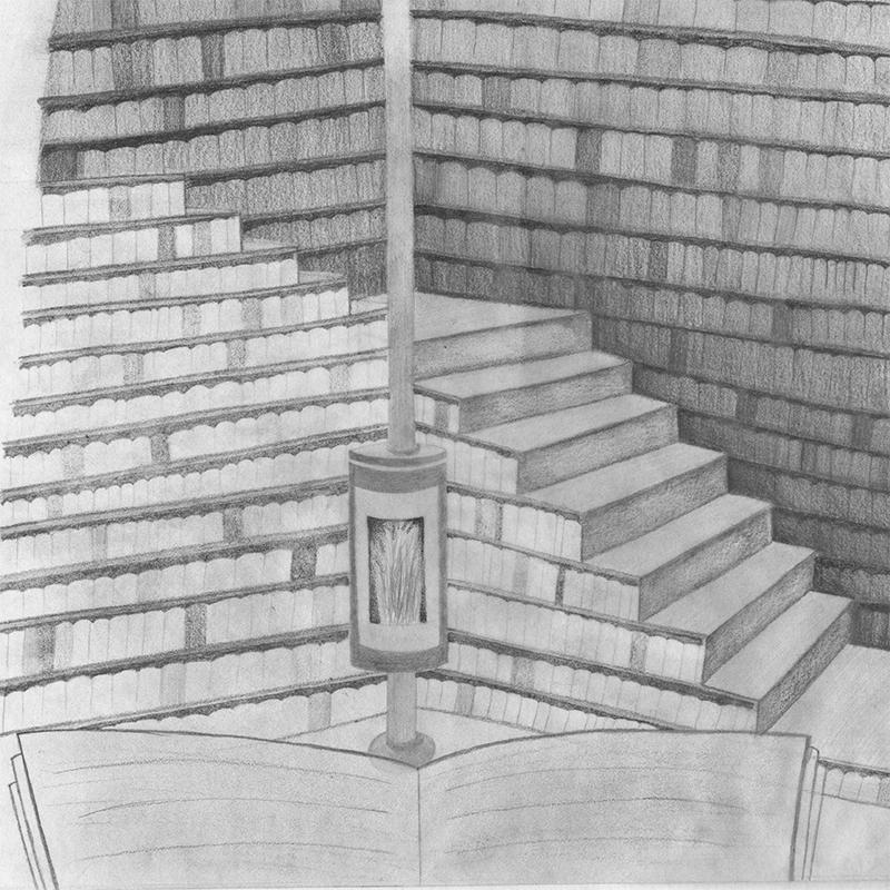 atmospheric sketch