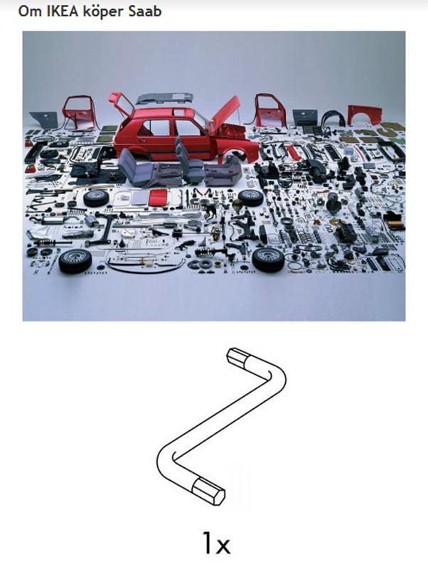saab by IKEA