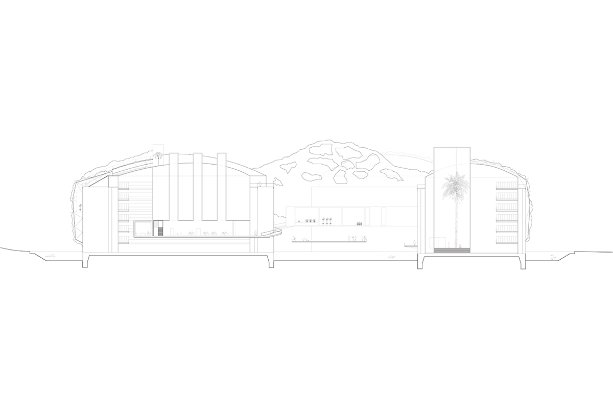 D:20150202 Sem 8 Botanical garden-Studio Building Design1 Tegn