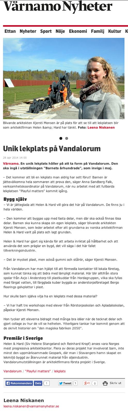 20140623 Unik lekplats på Vandalorum - Nyhet.jpg